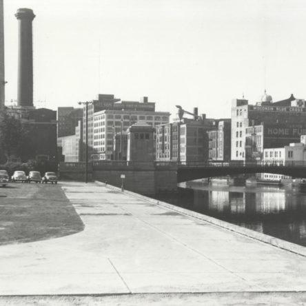 Kilbourn Ave circa 1950