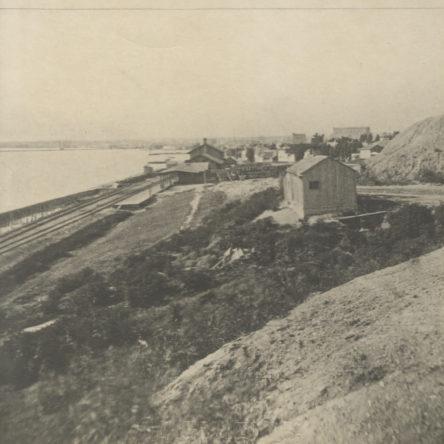 Chicago & North Western Railroad Depot 1880